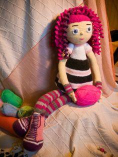 AnnaSHandMD crochet doll  CLARA  by AnnaSHandMD on Etsy,