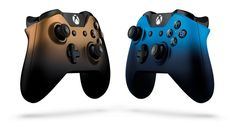 Xbox Oneコントローラーの新デザイン2種発表―グラデーションが映える「Shadow Design」   Game*Spark - 国内・海外ゲーム情報サイト