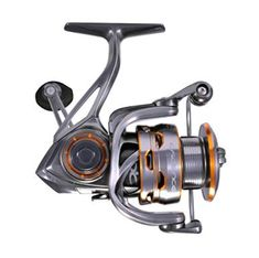 Size 500 Suitable for Ultralight//Ice Fishing.Freshwater Saltwater Super Smooth Powerful Spinning Fishing Reel,12+1 Stainless Steel Shielded Bearings Light Weight