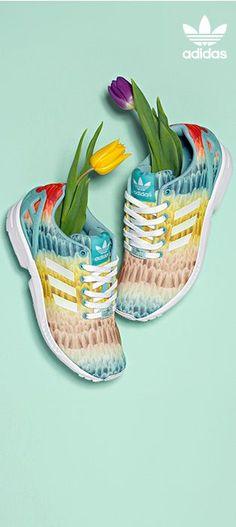 adidas Originals ZX Flux 'Floral Print'