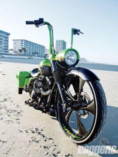 2002 Harley-Davidson Road King #harleydavidsonchoppersbikes