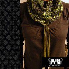 Accesorios lana y cintas