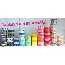 Scrap-fever Washi Tapes - Cintas Decorativas