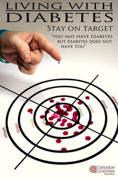 You may have diabetes but diabetes does not have you.