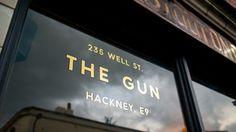 The Gun, Hackney E9  Bar/pub with food. Weekend brunch