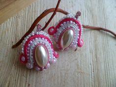 Candyshop. Handmade soutache earrings. Shades of by SoutacheShop, $25.00