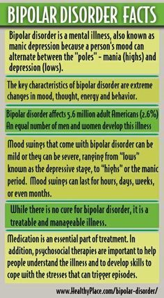 the distinguishing characteristics of the bipolar disorder The signs and symptoms of bipolar disorder follow the cycling between but distinguishing symptoms of the condition from other issues bridges to recovery.