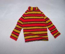 Mattel Barbie Ken Doll 1971  Mod Ski Scene #1438 Sweater Only