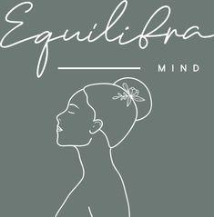 Logo Equilibra Mind - white - pine backfround Bubble Fun, Anti Cellulite, Business Photos, Acupuncture, Pilates, Gymnastics, Chakra, Health Fitness, Mindfulness