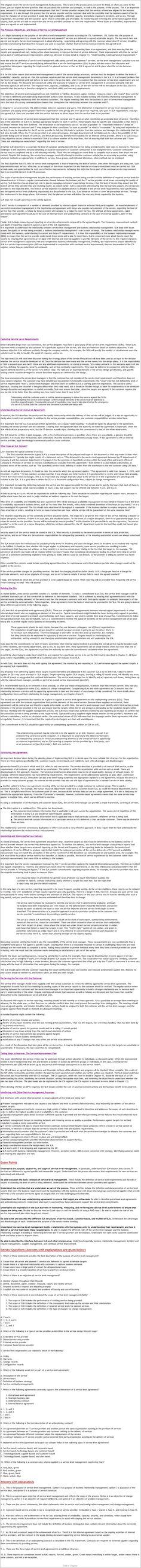 Itil 2011 V3 Foundation Certification For Ex0 117 Itil Fnd Exams