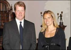 Earl Spencer's 2nd wife pictured. He is divorced from her.  He is remarried to Karen and they have a daughter, Charlotte Diana.  She is the Earl's seventh child.