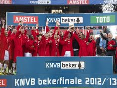 AZ, Winners of the KNVB Beker