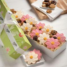 Springtime Flower Bouquet Box
