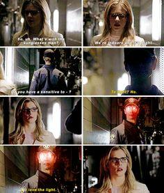 Arrow - Felicity Smoak #3.19 #Season3 <3
