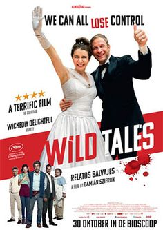 Highly recommended!  Wild Tales by Damian Szifron, 2014.