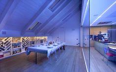 ...náladové osvětlení jako nedílná součást interiéru
