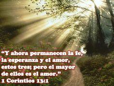 1 Corintios 13:1 | Galeria de Versiculos Biblicos