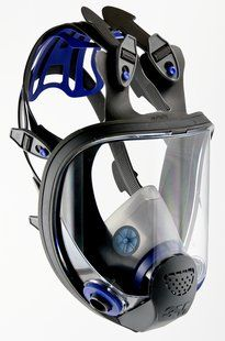 3M(TM) Ultimate FX Full Facepiece Reusable Respirator FF-401