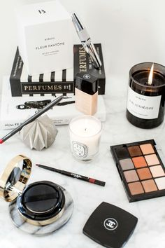 Tips For Spring-Cleaning Your Makeup Collection