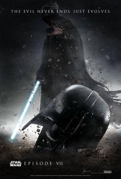 Star Wars Episode 7 Fan-Made Posters 2