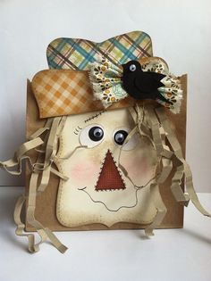 fall gift bag