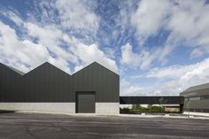 Gallery of Adémia Office Building and Industrial Warehouse / João Mendes Ribeiro - 7