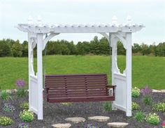 1000 images about poly porch swings on pinterest swings for White porch swing with stand