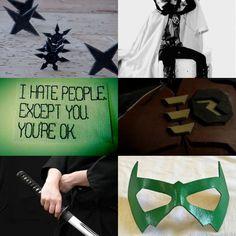 DC aesthetics: Damian Wayne Robin