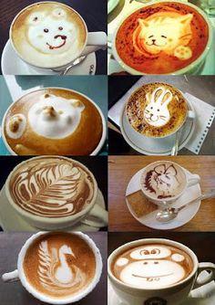 latte art kl