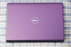 Purple Laptop