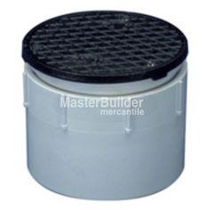 Zurn CO2448-AB ABS Adjustable Floor Cleanout w/ Cast Iron Cover – MasterBuilder Mercantile Inc.