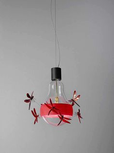 Pendant lamp by Ingo Maurer 2011
