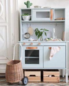 Home-Design-Ideas/ ikea kitchen diy, ikea childrens kitchen, ikea kitch Ikea Childrens Kitchen, Ikea Kids Kitchen, Ikea Kitchen Design, Kitchen Decor, Kitchen Hacks, Ikea Kitchen Lighting, Hacks Ikea, Ikea Toys, Kids Furniture