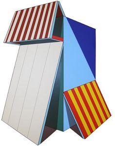 Omar Barquet. Screenprint on plastic. 2006