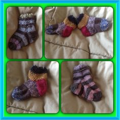Baby socks! Doesn't get any better than this!