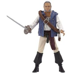 "Pirates Of The Caribbean Basic Figure Wave #1 Gibbs V1P4 by Pirates of the Carribean. $16.49. Highly detailed 3 3/4"" figures. Play or collect. Each figure includes unique hidden reveal. Hidden reveal activated with included LED accessory. From the Manufacturer                Pirates of the Caribbean: On Stranger Tides Movie Basic figures - Includes 3 3/4"" Scale Gibbs V1P4 figure with hidden reveal, LED accessory and multiple figure accessories.                                  ..."