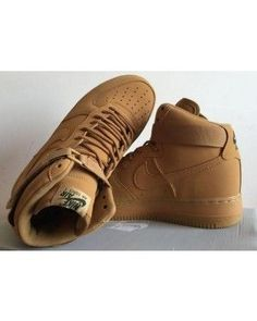 save off dc97e 48d1f Nike Air Force 1 High Wheat   air force 1 Wheat Air Forces, Cheap Shoes