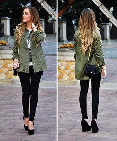 Lost in you (by Karina P.) http://lookbook.nu/look/4128300-Lost-in-you