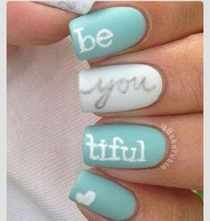 Beautiful nails ;)