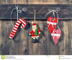 Juguetes Hechos A Mano De La Decoración De La Navidad En De Madera - Descarga De Over 63 Millones de fotos de alta calidad e imágenes Vectores. Inscríbete GRATIS hoy. Imagen: 48113503
