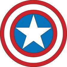 captain america logo - Google Search
