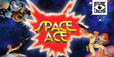 """Watch """"Space Ace"""" Video Game Film on Intense Cinema. """"Space Ace"""" is a fantasy adventures which follows Dexter through a series of obstacles in pursuit of Borf, in order to rescue Kimberly and prevent Borf using the Infanto Ray to conquer Earth."""