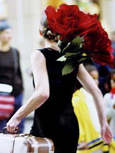 """Bild: """"Unterwegs"""" - Tanztheater Birgit Aßhoff. Karin Windt (Fotografie einiger Produktionen)"""