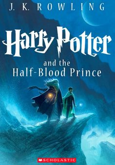 Harry Potter and the Half-Blood Prince by JK Rowling (PDF)