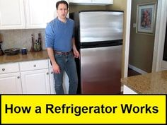 Inventions & Technology : Refrigeration -- A quick lesson on how a refrigerator works