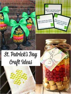 St Patricks Day Craf
