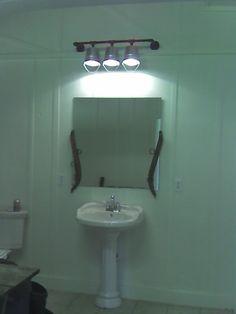 Bathroom Light Fixtures Used livable machine interior design blog: sexy lighting apparatus