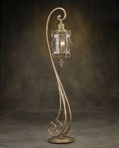 floor lamps | Lantern Floor Lamps Decoration With Model / Designs Ideas and Photos ...