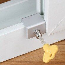 Defending Child Security Safety Window Lock Youngster Security Lock Window Stopper Safety For