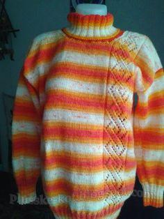 hány szemmel kezdjünk pulóvert kötni